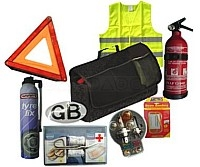 BE-ja Safety Road Kit