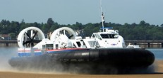 Hovertravel Fast Ferry
